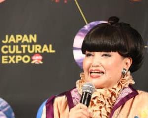 黒柳徹子さん「日本博」広報大使就任 ユニセフ親善大使、グローバルな人気