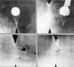 【実はアメリカ本土に着弾していた】日本の風船爆弾