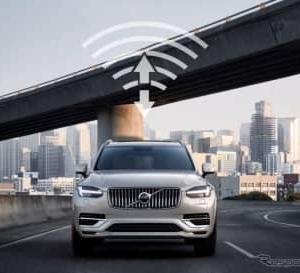 ボルボカーズ、次世代車に5G導入へ…研究開発やテストを加速