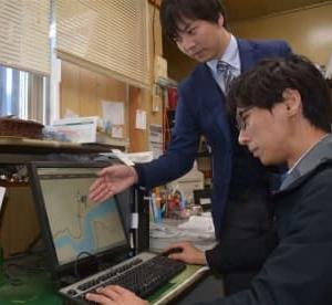 AIで最適バスルート運行 アプリで予約、日田市で実証実験
