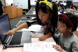 プログラミング教室に定員の6倍以上が応募 小学校の必修化前に