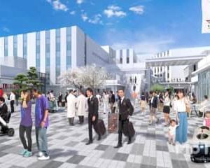2020年夏開業予定の羽田空港新施設名「HANEDA INNOVATION CITY」に決定