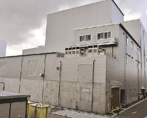 環境省/除染廃棄物焼却・灰処理施設(福島県双葉町)で火入れ式/3月上旬に運転開始