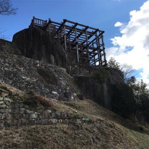 天空の城へ・苗木城