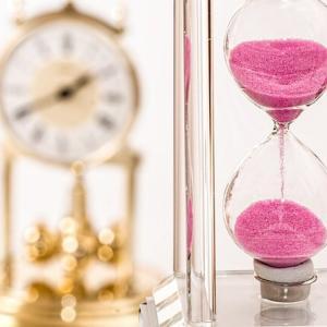 【ご感想】時間に追われている感覚が抜けなかった→時間軸が広がった!