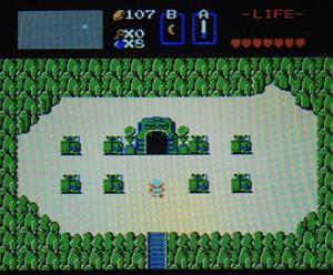 【レトロゲーム初代ゼルダの伝説プレイ日記3】LEVEL2のダンジョンに挑戦!ブーメランとパワーグローブをゲットしました♪