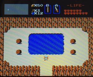【レトロゲーム初代ゼルダの伝説プレイ日記8】LEVEL7のダンジョンに挑戦!赤いロウソクをゲットしました♪