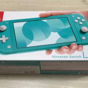 Nintendo Switch Lite購入♪ 据え置き機との違いは?サブ機として使う設定に四苦八苦(>_<)