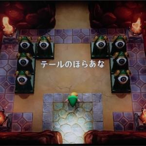 【ゼルダの伝説・夢を見る島プレイ日記その3】初めてのダンジョン、テールのほらあなに挑戦!貴重なアイテムをゲットしました。