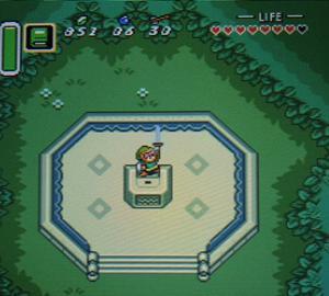 【ゼルダの伝説神々のトライフォースプレイ日記その4】マスターソードを探しに行きます。ゼルダ姫がさらわれた!?