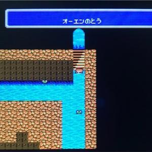 【レトロゲームFF3攻略日記その6】オーエンの塔を攻略!塔の頂上で最後に悲しい結末が...(T_T)