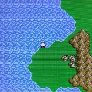 【レトロゲームFF3攻略日記その7】外海へ出てドワーフの住む島探し。盗賊グツコーとの対決へ!