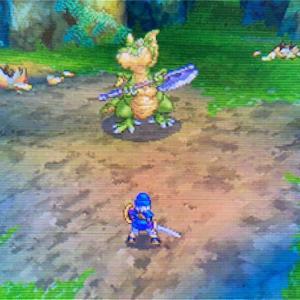【ドラゴンクエスト6完全攻略その17】魔物退治の為に旅人の洞窟へ。青い奴が先にいるんですけど(^^;