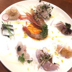 【リストランテ野呂 / 京都】お魚プレートにときめくランチ