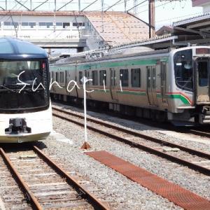 会津若松~郡山 JR磐越西線「あいづ」指定席リクライニングシート概要&予約方法まで✨