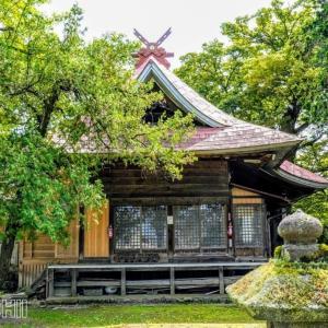 【秋詣】会津若松の神社、住吉神社(すみよしじんじゃ)を参拝しました!