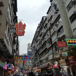 【マカオ・香港201905】 女人街散策・香港のエキゾチックを求めて【九龍南下】