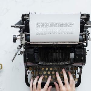 私がブログを書く理由。