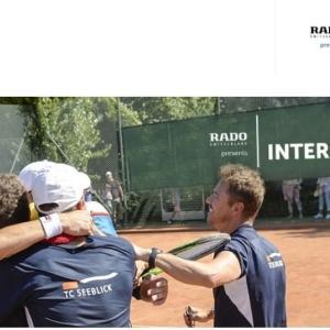スイス全国テニスクラブ対抗戦 2019、始まりました!