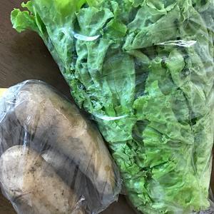 我が家の野菜事情