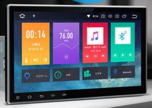 【アプリ連動操作可能】4K対応XTRONS カーナビ Android9.0は大画面