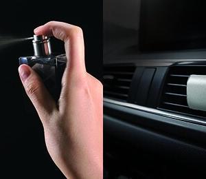 車のエアコンに取り付けるディフューザー『ブラング エア パフュームディフューザー』で自分の好きな香水の香りが広がる!【自分だけの車内空間】