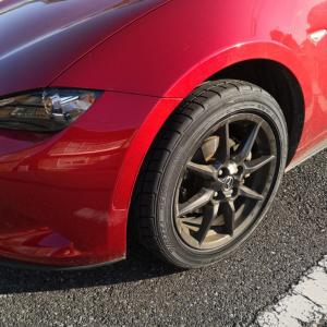 初めてのタイヤ交換!オートウェイを使ってお得にタイヤを購入してみた!!(ダンロップ DIREZZA DZ101)
