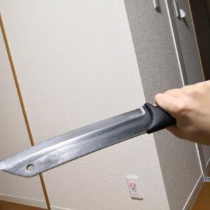 フィンランドから個人輸入!!ブッシュクラフトで大活躍のナイフ!ヴァレステレカ テラバ スクラマを購入!!