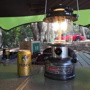 ガソリンランタンは…いいぞ… コールマンパワーハウス デュアルフューエルランタン購入!大光量で快適キャンプや!