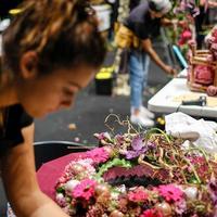 【トゥール・フランス国内花の見本市】ノヴァ・フルール NOVA FLEURS は10月6日・7日開催