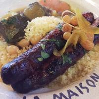 【トゥール市内・駅周辺のお勧めレストラン】モロッコ料理 La Maison Berbère