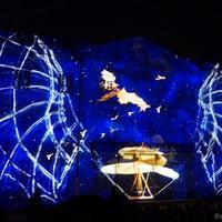 【オススメ 夜は映像ショー!トゥール美術館庭園内】音と光「ルネッサンスの夜」Nuits Renaissance