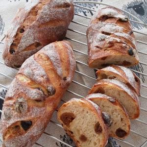 《これから天然酵母を始める方へ》パンにドライフルーツを入れるときに水などで戻すのはなぜ?