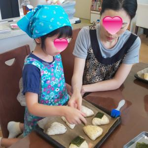 【夏休みレッスンレポ】お母さんと一緒に笑顔でパン作り 成長を感じる瞬間です!