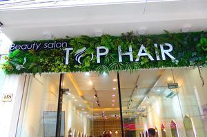 ベトナムで髪を切る!