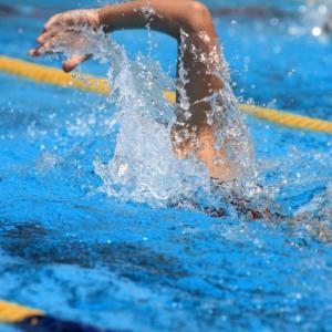 マスターズ水泳の記録