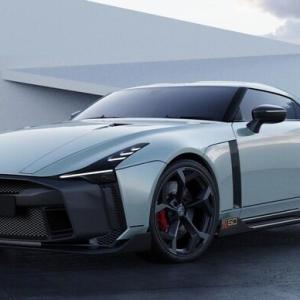 【ニュース】1億円を超える「日産GT-R50 by Italdesign」の納車が2020年後半にスタート