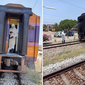 【ニュース】タイ 国鉄車内で死亡した男性が新型コロナ陽性、咳でウイルス撒き散らし