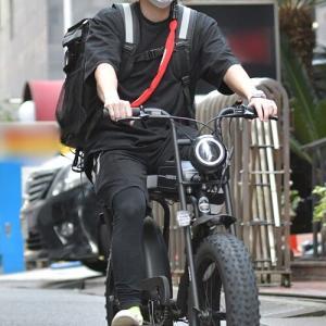 【ニュース】手越祐也さん シングルマザー救済活動、自転車でお弁当を配達