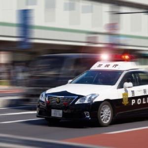 【ニュース】三重県 パトカーが追跡中の男性(71) 橋の上で車を止め40m下の海に飛び降り死亡…信号無視で18追跡 県警「適正な追跡だった」