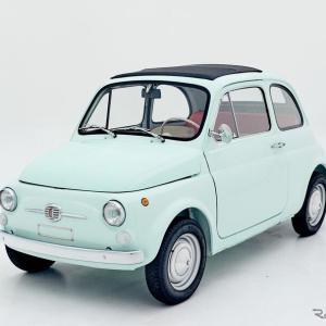 【new car】フィアット 500 ev 販売開始、ヌオーバ500 が電気自動車として蘇る