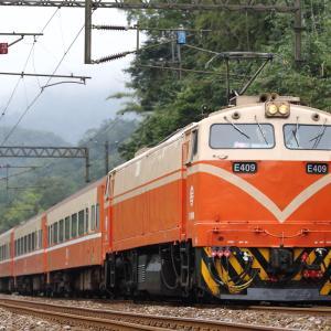 台湾 228連休の列車