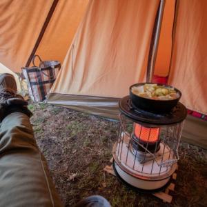 【石油ストーブおしゃれ番長おすすめ8選!】小型でベランピング冬キャンプOK!