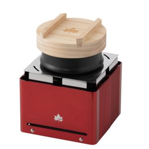 LOGOS最新【ひとり羽窯土鍋】1合炊きはソロキャンだけでなく父子キャンでも使えそう。
