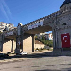 トルコの地は西低東高