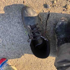 サイクリングにおけるヒモ靴のめんどくささ
