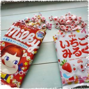 食べたらDIY!エコで可愛いお菓子袋ポーチ