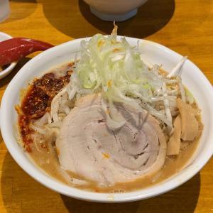 蒲田の美味しいラーメン屋さん(蓮)