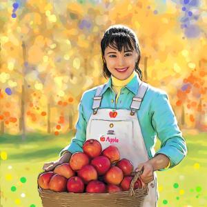 収穫の秋か? 読書の秋か?