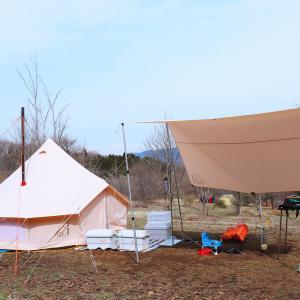 【キャンプ】上毛高原キャンプグランドレポート